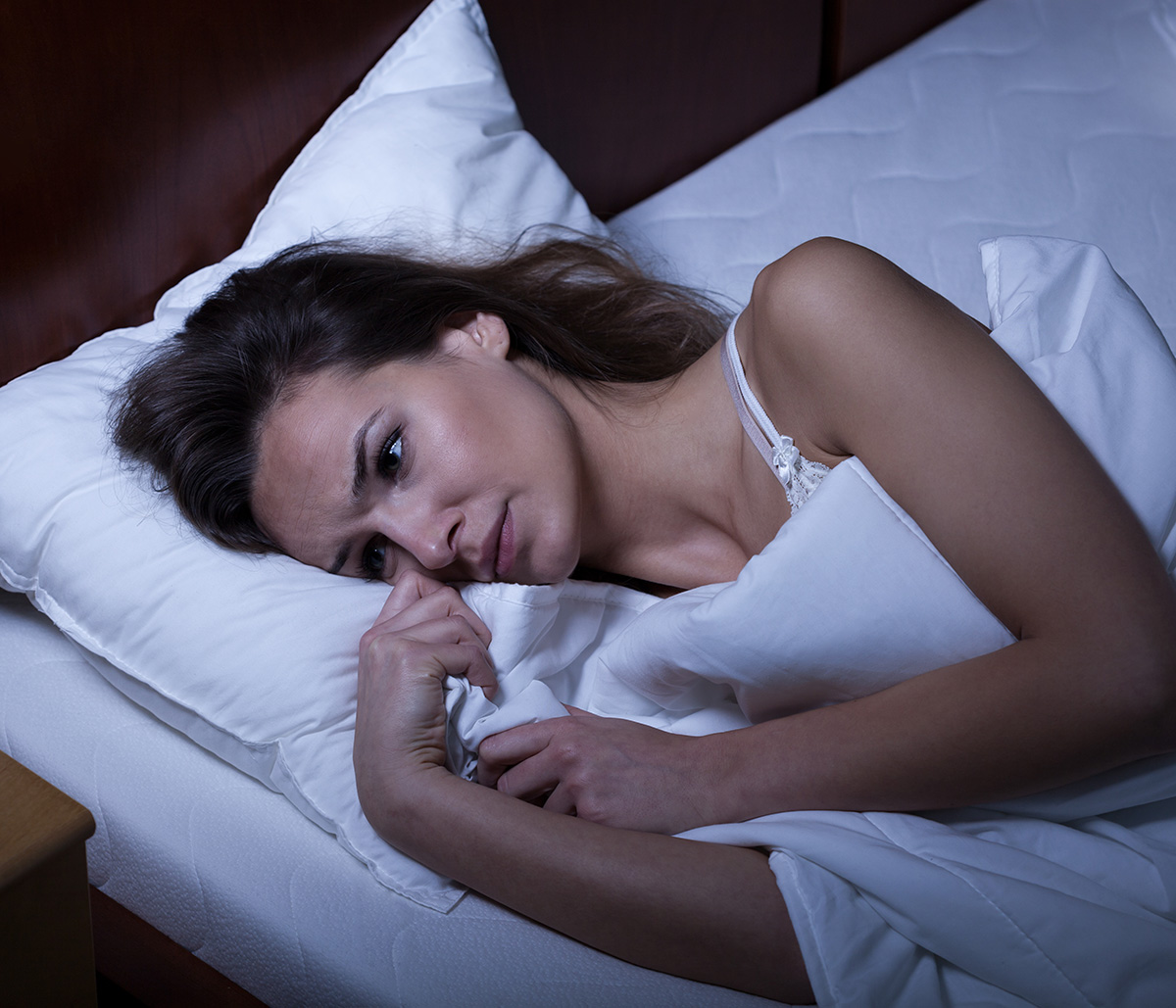 Causes of insomnia explained by Willoughby Hills dentist